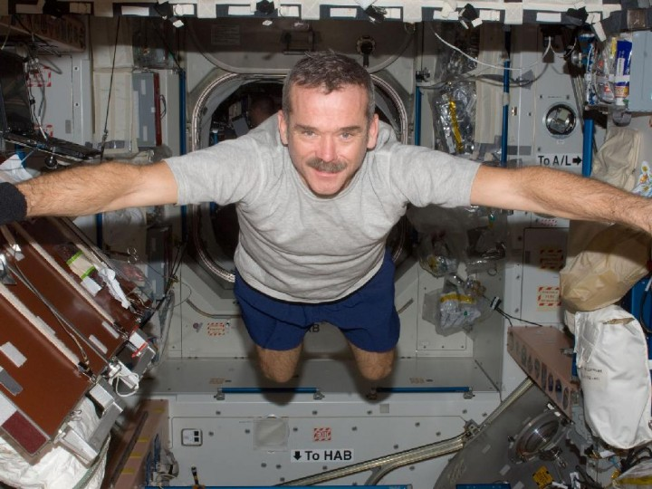 Commander Chris Hadfield became the first Canadian to command the International Space Station on March 13, 2013. His unsurpassed enthusiasm once again made space popular among mainstream society.