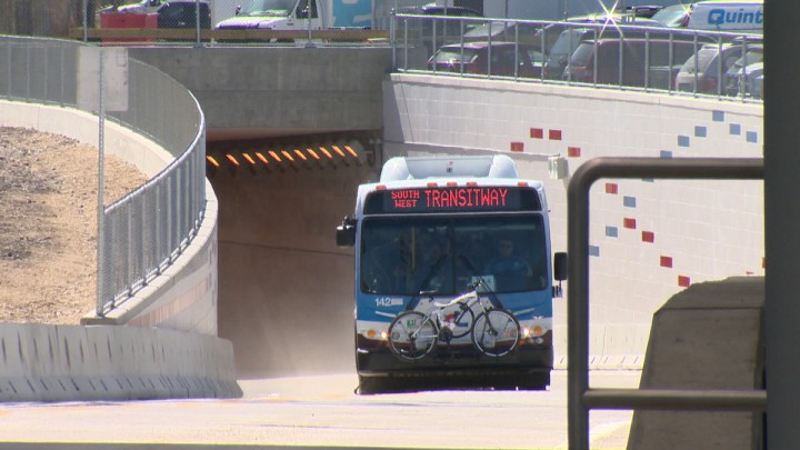 The City of Winnipeg will host an open house on the second phase of bus rapid transit on Thursday.