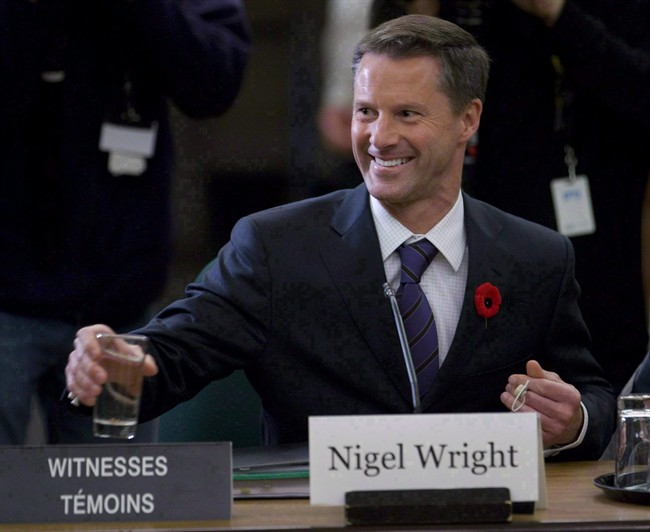How to end a week: Nigel Wright resigns - image