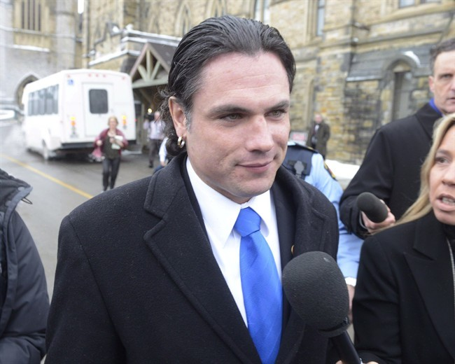 Brazeau fights order to repay Senate housing allowance claims - image