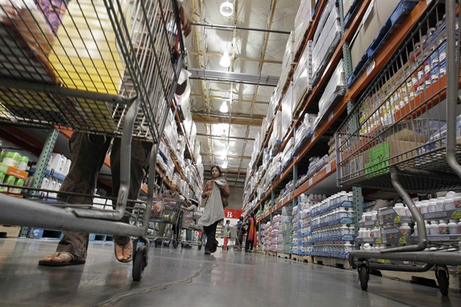 Costco in Regina may be moving east near Tower Road.