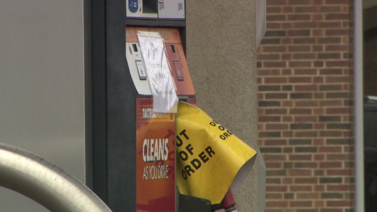 A number of Petro-Canada stations in Regina, have been forced to close their pumps.