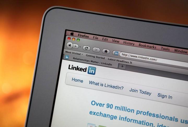 LinkedIn file