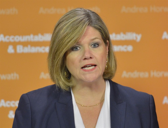 Andrea Horwath on byelections: 'We've seen the people of Ontario send a pretty clear message' - image