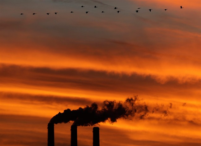 CO2 levels are rising across the globe.