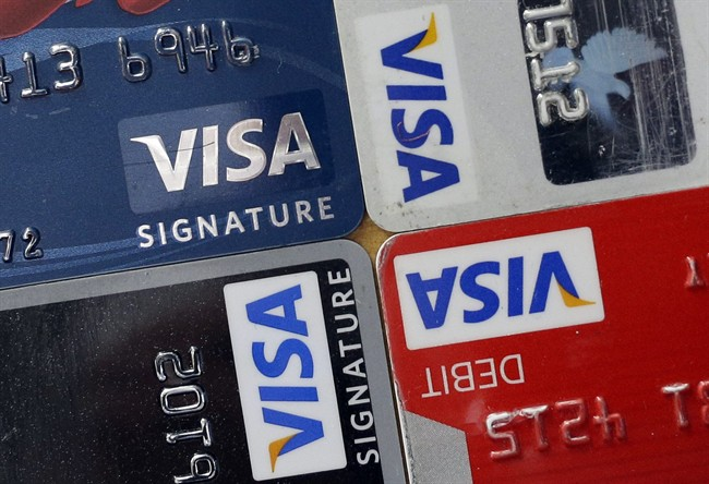 Statistics Canada says Canadians boosted their borrowing in the second quarter.