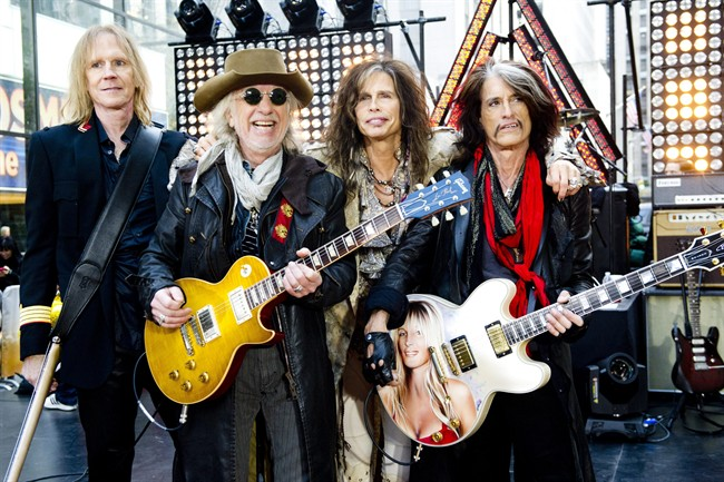 Aerosmith might be calling their live show quits next year after being in the music business since 1970.