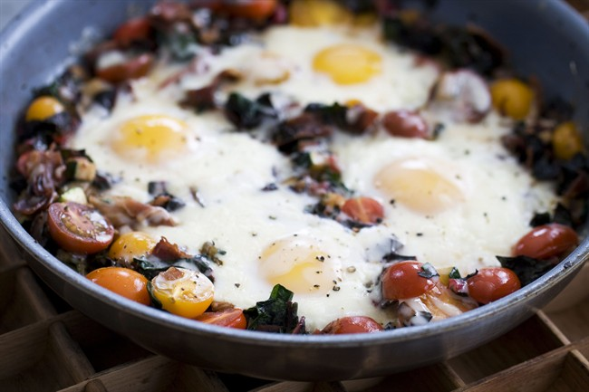 Trendy eggs? The egg scrambles from humble afterthought to culinary star