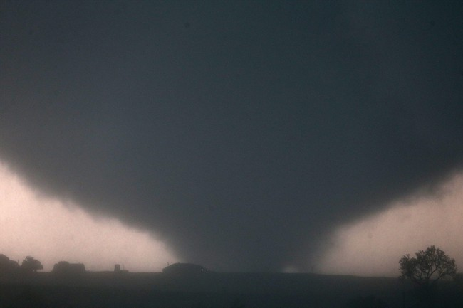 The El Reno, Okla., tornado of May 31, was the largest tornado on record.