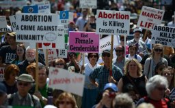 Continue reading: Should anti-abortion groups be allowed to register as charities?