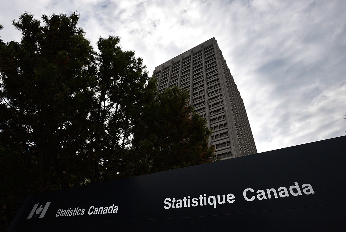 The Statistics Canada offices at Tunney's Pasture in Ottawa on Wednesday, May 1, 2013.