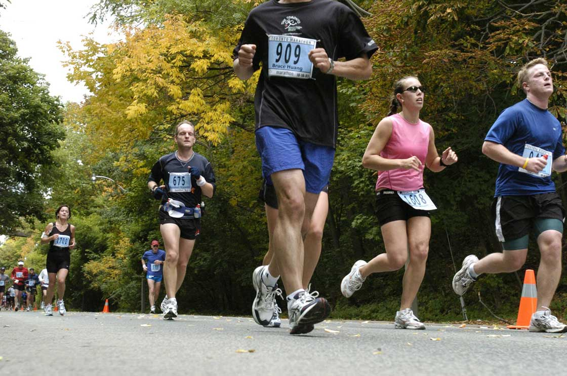 What Halifax streets will be closed for the 2015 Blue Nose Marathon? - image