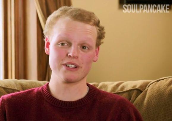 Zach Sobiech, as seen in the documentary 'My Last Days: Meet Zach Sobiech'.
