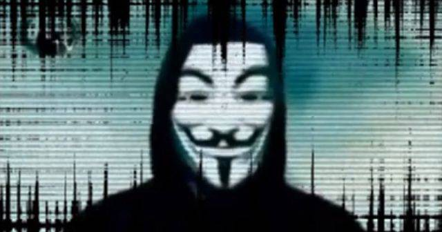 Members of Anonymous never publicly identify themselves – instead they wear the Guy Fawkes mask and use voice manipulators when speaking in videos.