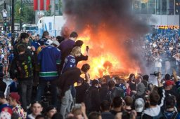Continue reading: Dark Poutine podcast recap: The Vancouver Stanley Cup riots