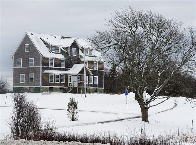 The Nova Scotia Home for Colored Children is seen in Dartmouth, N.S. on Jan.8, 2013.