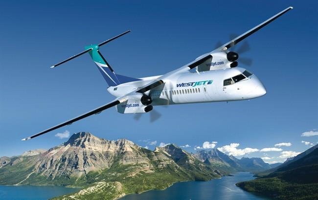 Winnipeg Thunder Bay WestJet