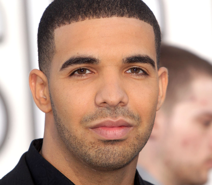 Drake, pictured in 2010.