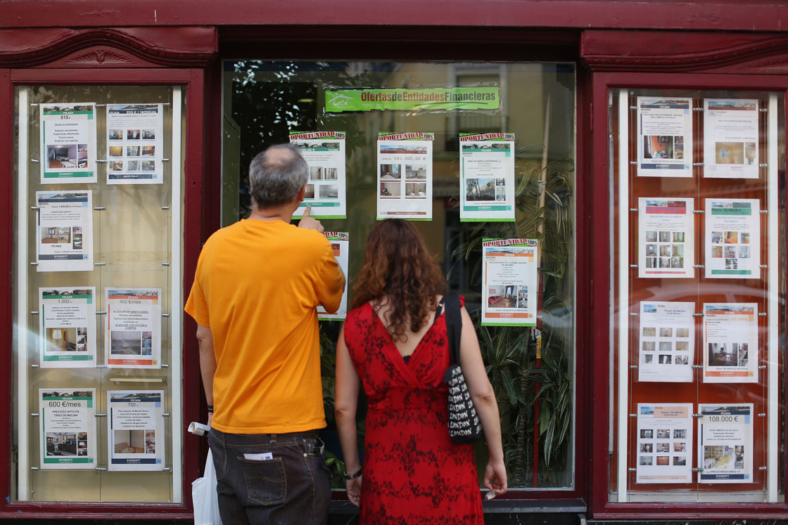 The latest market forecast from Scotiabank warns of 'downside risk' to real estate prices.