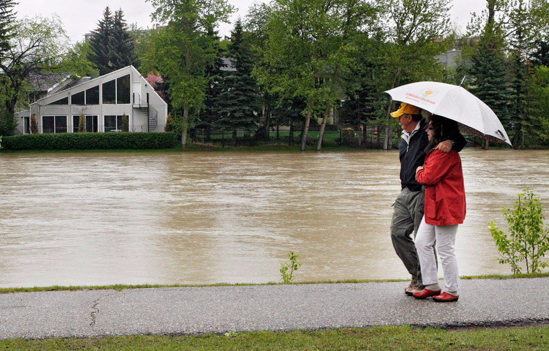 The flooding of Calgary and southern Alberta may come to rank as one of the most expensive natural disasters in the province's history.