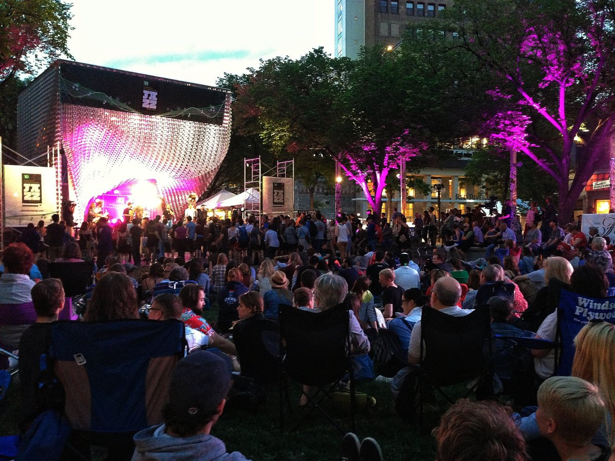 Winnipeg International Jazz Festival