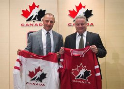 Continue reading: Dale Hunter to coach Canada at 2020 world junior hockey championship