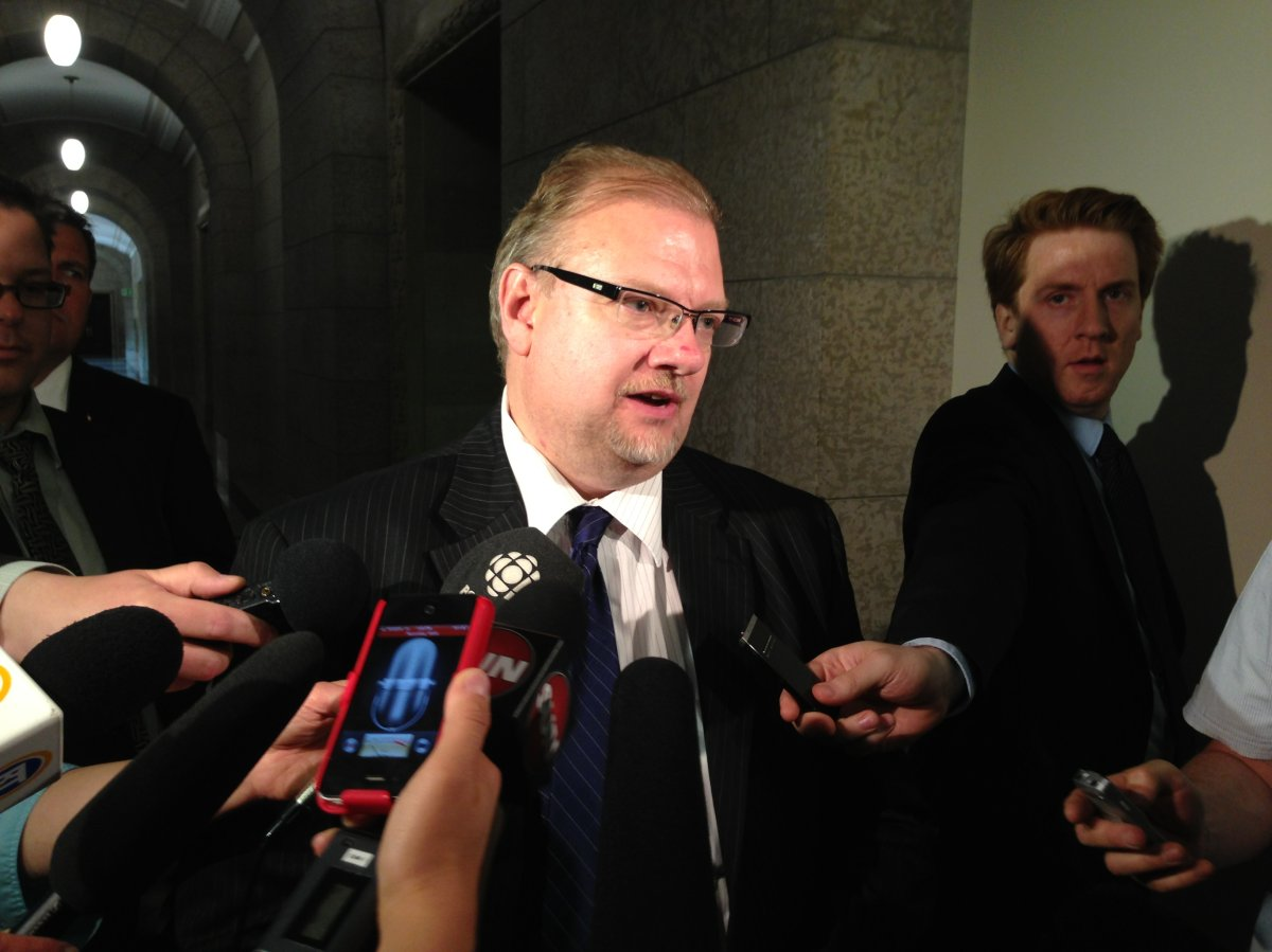 Tory house leader Kelvin Goertzen is defending the Manitoba government's proposed changes to election 'blackout' rules.