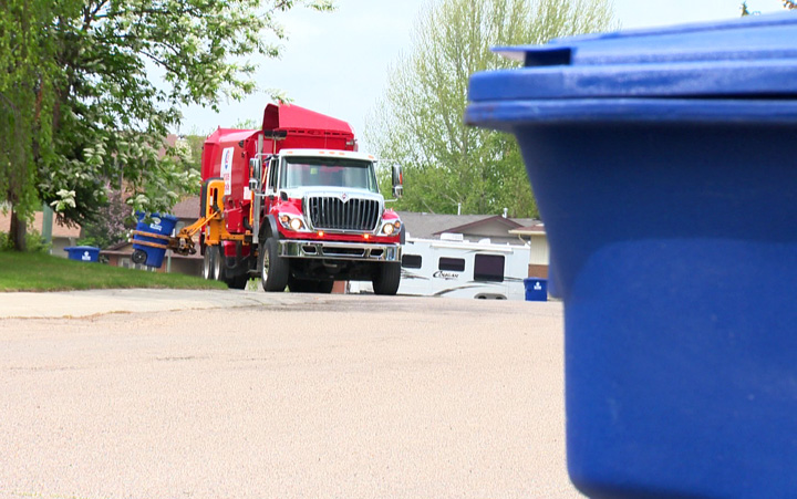 Saskatoon finally participating with curbside recycling service and already a rate increase is being discussed.