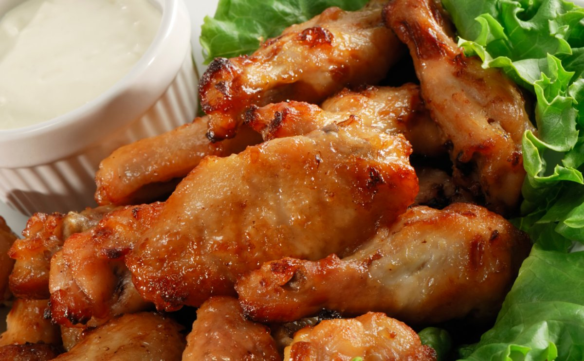 Over one billion pounds of chicken wings will be consumed on Super Bowl Sunday.