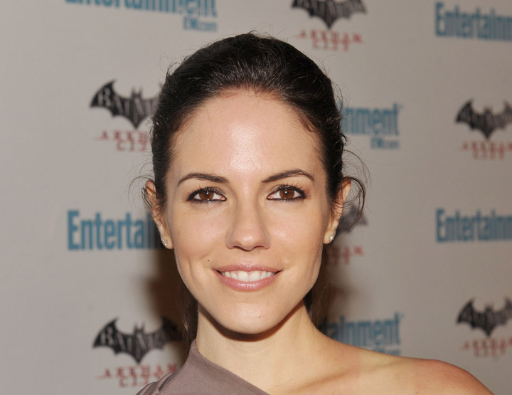 Anna Silk, pictured in 2011.