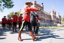 Continue reading: RCMP Depot Division to suspend troop training
