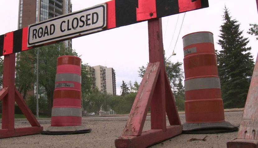 Edmonton construction