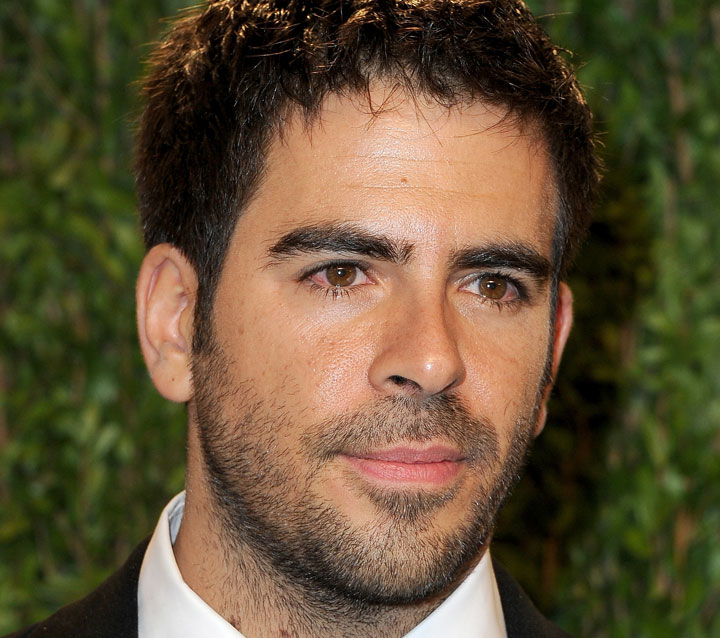Filmmaker Eli Roth, pictured in February 2013.