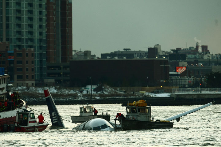 When a US Airways crashed into the Hudson River in 2009 news and photos of the event were first seen on Twitter.
