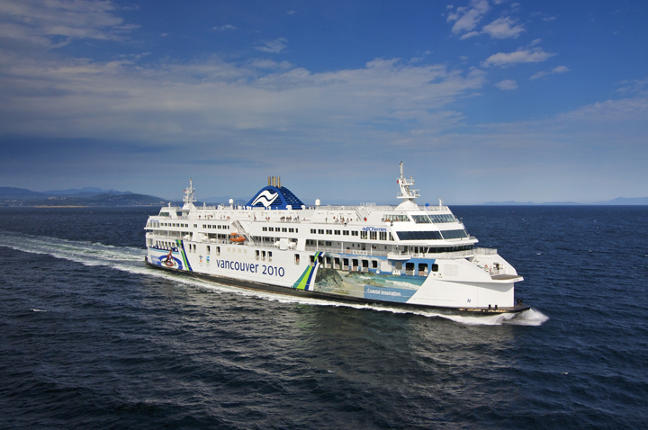 A new socio-economic study shows BC Ferries is the only public transit system in B.C. that is losing customers and has been for almost a decade.