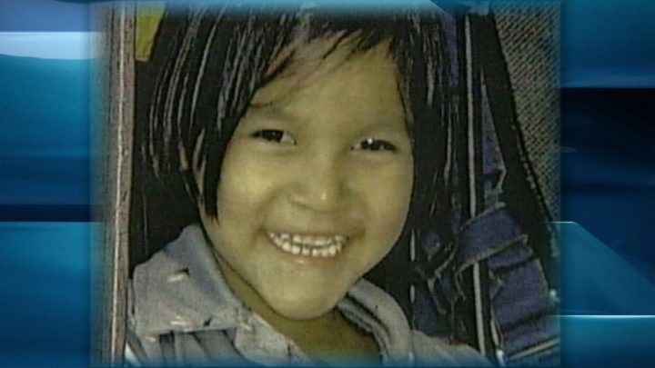 Tamra Jewel Keepness was five-years-old when she was last seen in her home in Regina. She went missing on July 5, 2004.
