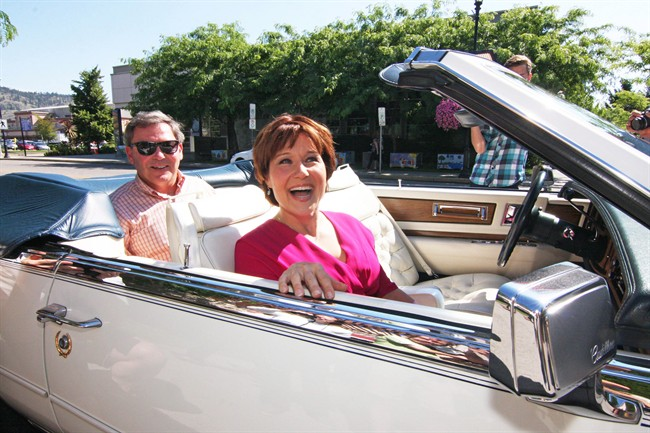 Column: It's hard being green for Christy Clark - image