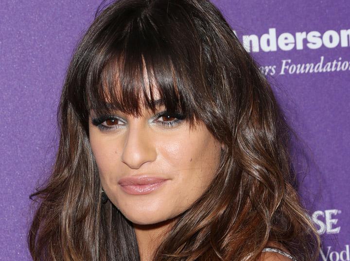 Lea Michele, pictured in June 2013.
