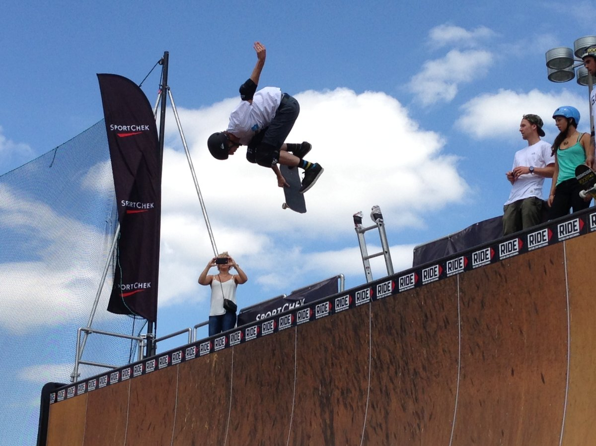 Will skateboarding be an event in the 2020 Tokyo Games?.
