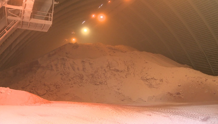 Saskatchewan government says it is premature to comment on the potential impact of a possible potash price drop.