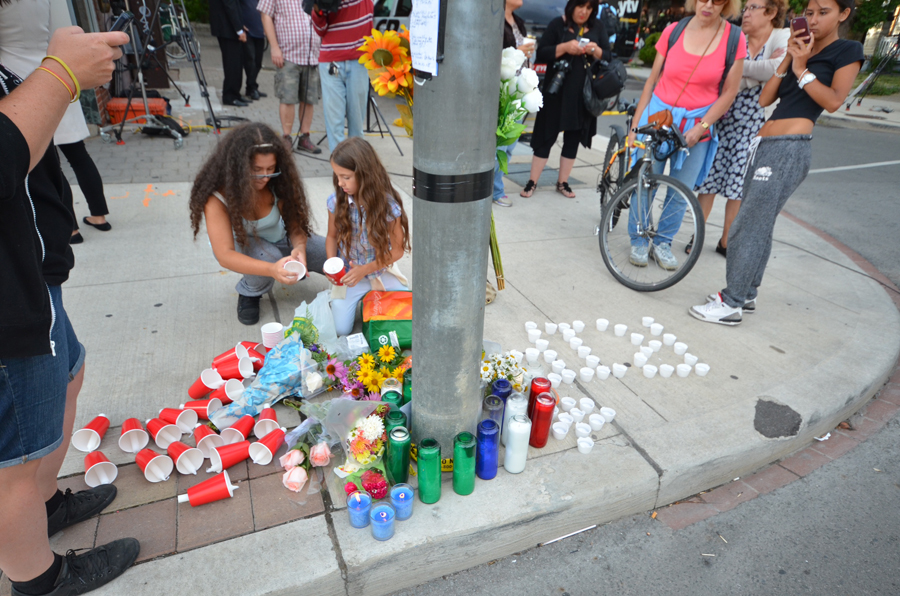 streetcar shooting TTC Sammy Yatim