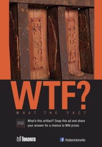 Campaign for Toronto museums asks 'WTF'
