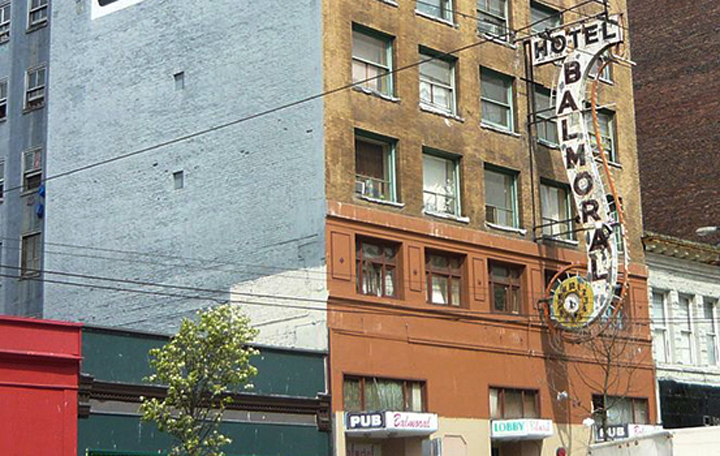 For three thousand low-income people living in SROs, many of which offer substandard conditions, the cheap hotel housing is their only alternative to homelessness.