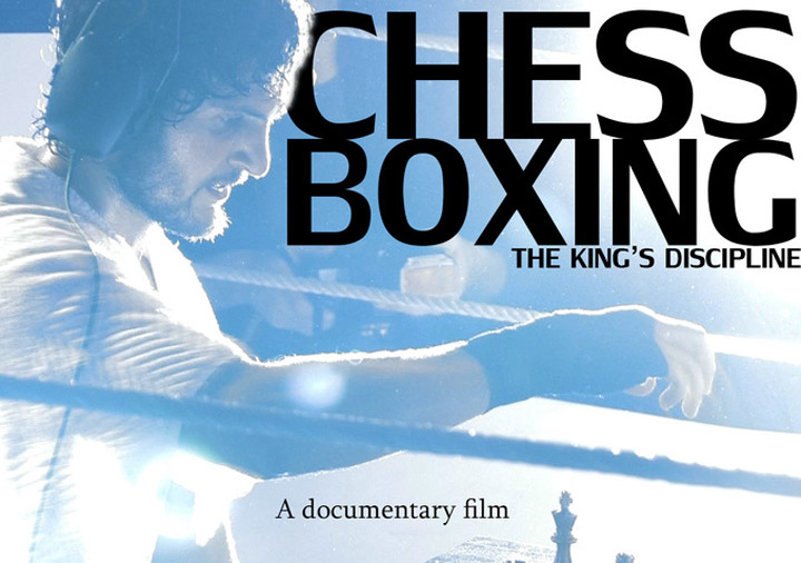 David Bitton raised $35,000 for his documentary 'Chess Boxing' via Kickstarter.