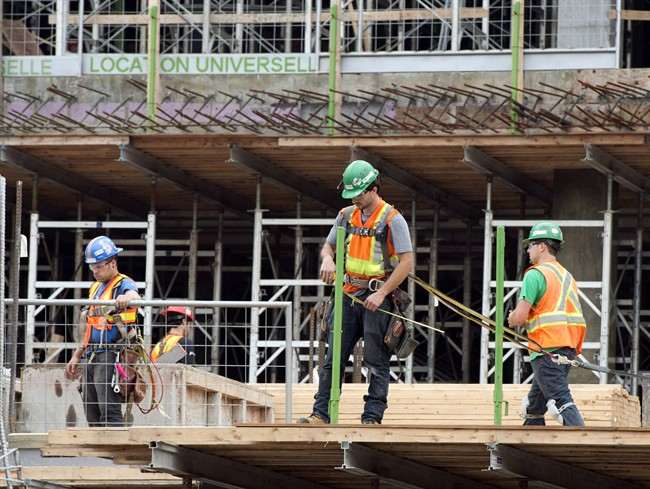 Canada's labour market added nearly 80,000 jobs in November, smashing economists' expectations of 10,000 net new positions.