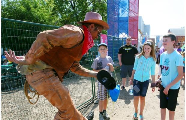 Edmonton International Fringe Festival 2013.