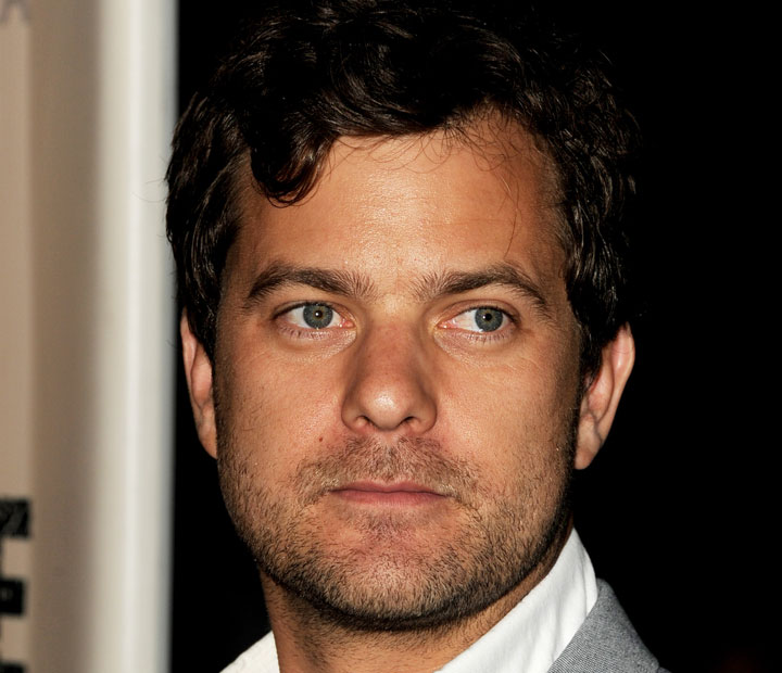 Joshua Jackson, pictured in July 2013.
