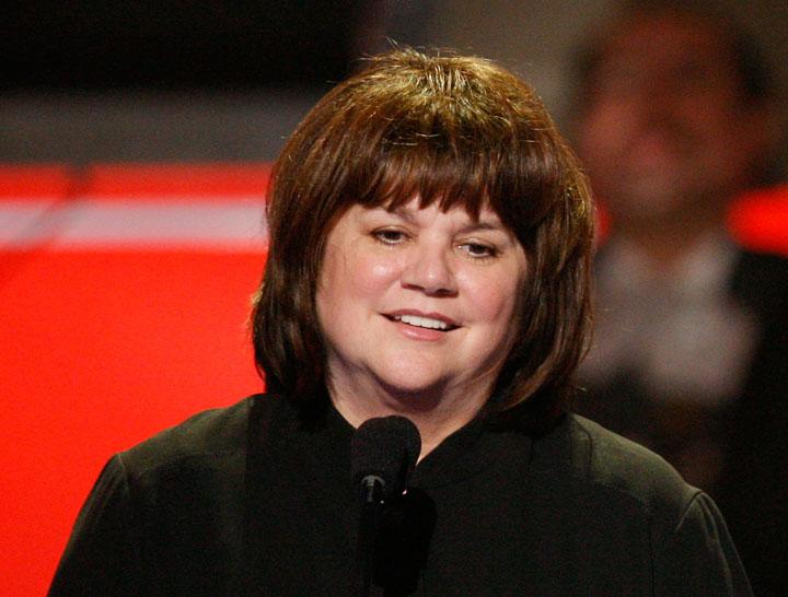 Linda Ronstadt, pictured in 2008.