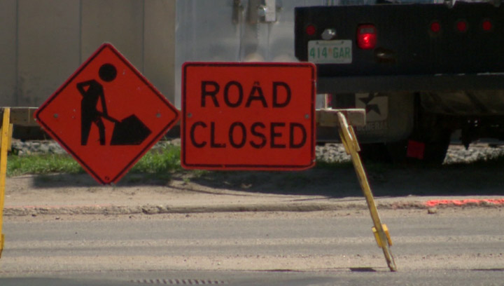 Paving, water and sewer work keep Saskatoon drivers looking for new routes.