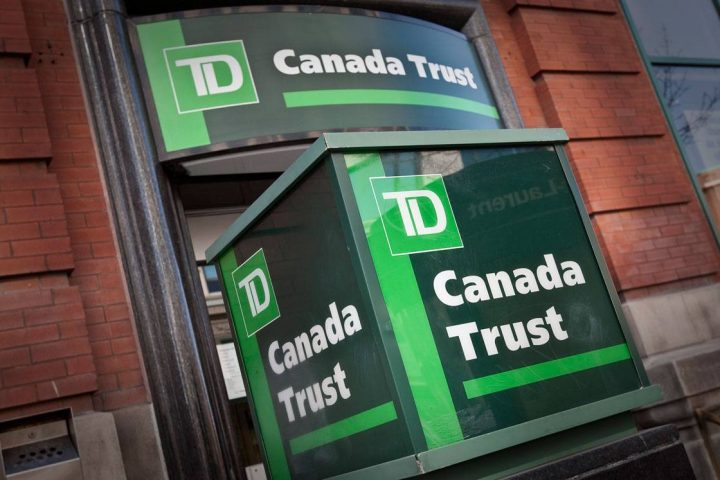 TD Bank announced it will shut down its coin counting machines as of Friday.